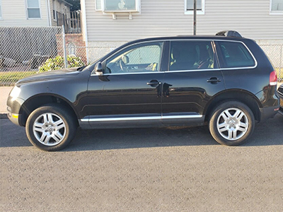 SELL 2010 Volkswagen Touareg QUEENS NY