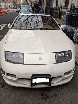 Sell 1995 Nissan 300 ZX, Brooklyn, New York
